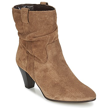 Zapatos Mujer Botines André FANFAN Beige