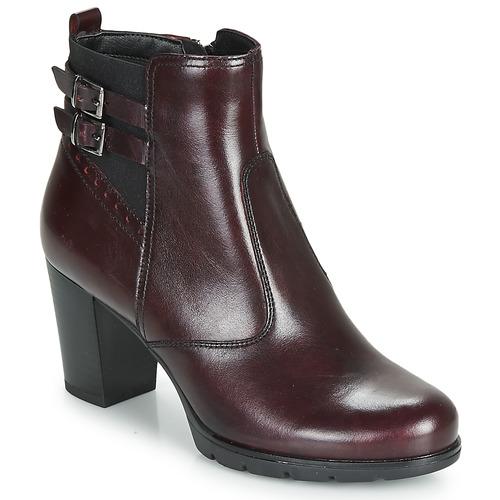 André CARACAL Burdeo - Envío gratis | ! - Zapatos Botines Mujer