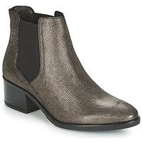 Zapatos Mujer Botas de caña baja André TRIUMPHA Marrón