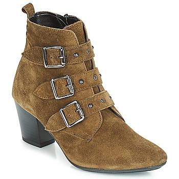 Zapatos Mujer Botines André TRACY Kaki