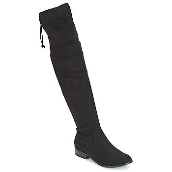 Zapatos Mujer Botas a la rodilla André MARGOT Negro