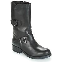 Zapatos Mujer Botas urbanas André TOPI Negro