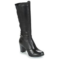 Zapatos Mujer Botas urbanas André TANIA Negro