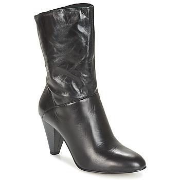 Zapatos Mujer Botas urbanas André FEVER Negro