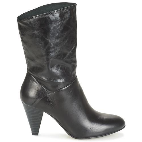 Botas Negro Zapatos Mujer Urbanas Fever André dshxBtCorQ