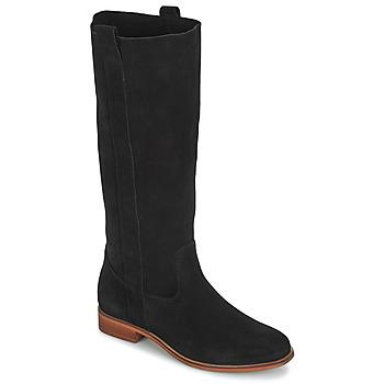 Zapatos Mujer Botas urbanas André THEE Negro