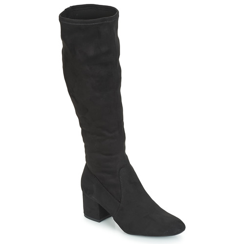 André FARFELUE Negro - Envío gratis | ! - Zapatos Botas urbanas Mujer