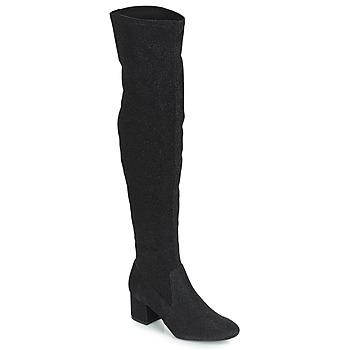 Zapatos Mujer Botas urbanas André FLAIR Negro / Brillantina