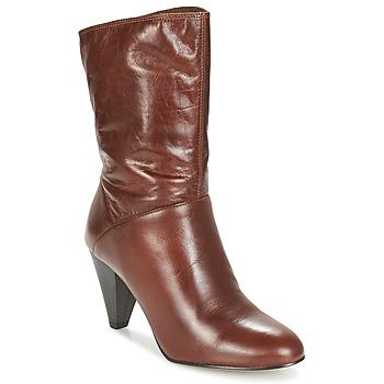 Zapatos Mujer Botas urbanas André FEVER Marrón