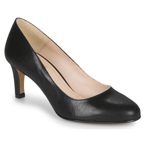 André POMARA 3 Negro - Envío gratis | ! - Zapatos Zapatos de tacón Mujer
