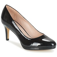 Zapatos Mujer Zapatos de tacón André CRYSTAL Negro