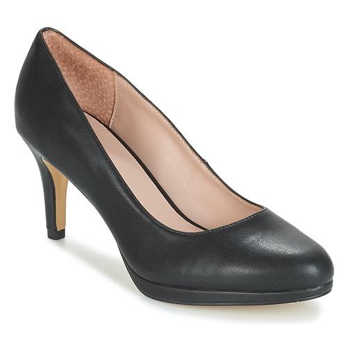 André CRYSTAL Negro - Envío gratis | ! - Zapatos Zapatos de tacón Mujer