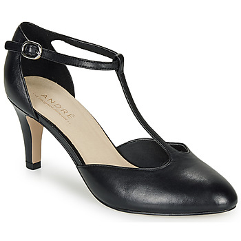 Zapatos Mujer Zapatos de tacón André FALBALA Negro