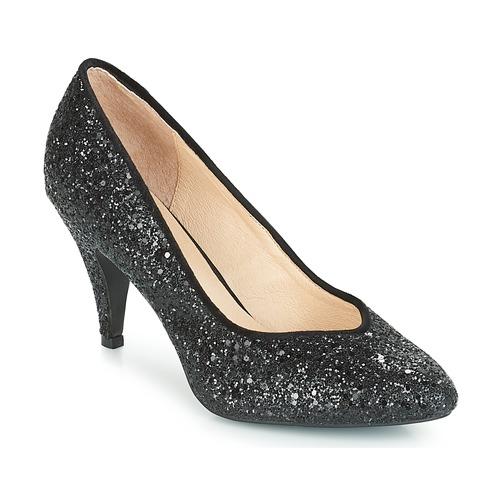André ANGELIE Negro - Envío gratis | ! - Zapatos Zapatos de tacón Mujer