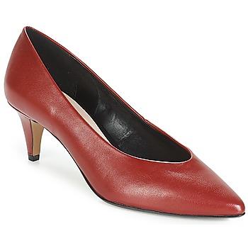 Zapatos Mujer Zapatos de tacón André FREEDOM Rojo