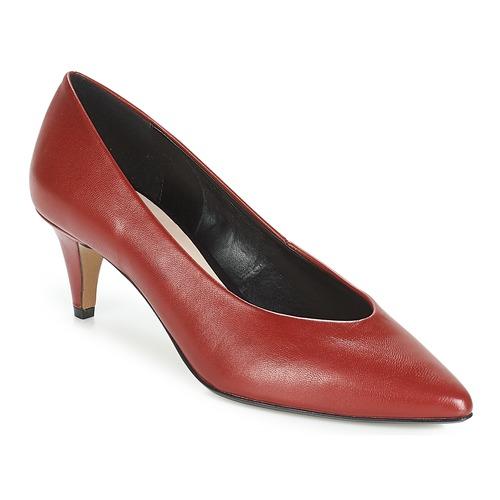 André FREEDOM Rojo - Envío gratis | ! - Zapatos Zapatos de tacón Mujer