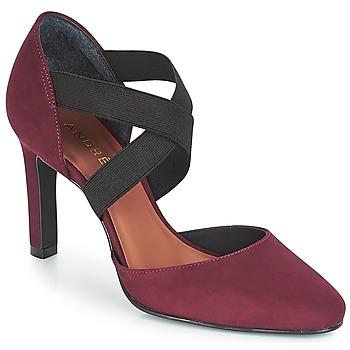 Zapatos Mujer Zapatos de tacón André FIONA Burdeo
