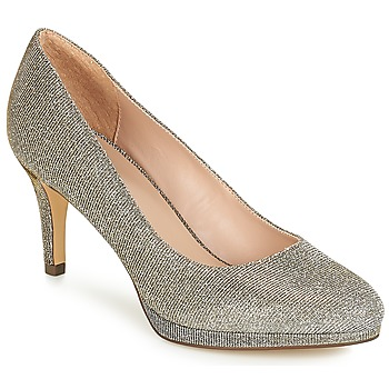 Zapatos Mujer Zapatos de tacón André CRYSTAL Plata