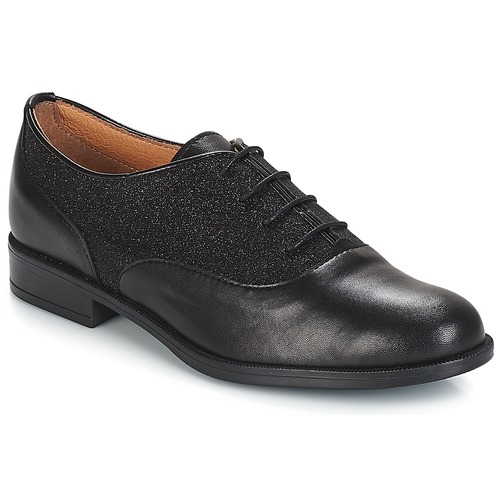 André CHARLY Negro - Envío gratis   ! - Zapatos Derbie Mujer