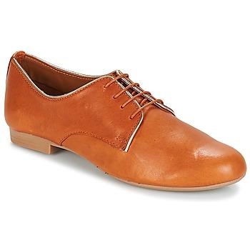 Zapatos Mujer Derbie André COMPERE Marrón