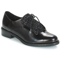 Zapatos Mujer Derbie André FATOU Negro