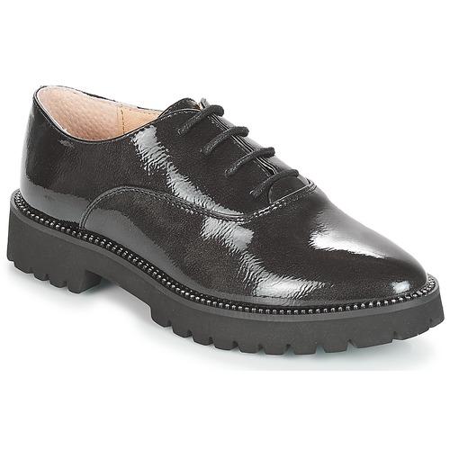 André ALIBI Negro - Envío gratis | ! - Zapatos Derbie Mujer