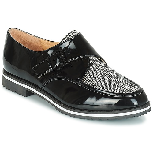 Zapatos Mujer Derbie André ACHILLE Negro