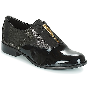 Zapatos Mujer Derbie André AURELIE Negro
