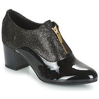 Zapatos Mujer Derbie & Richelieu André ALISON Negro