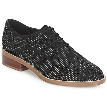 Zapatos Mujer Derbie André TIRADE Negro