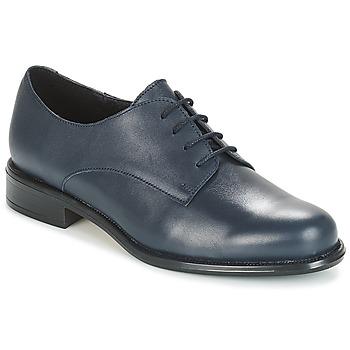 Zapatos Mujer Derbie André LOUKOUM Marino