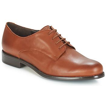 Zapatos Mujer Derbie André LOUKOUM Marrón