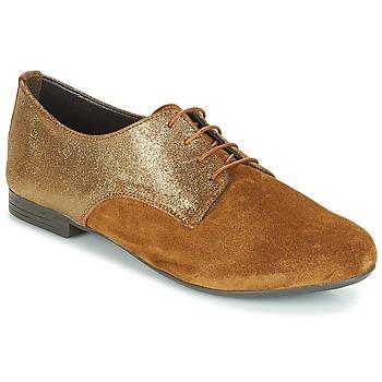 Zapatos Mujer Derbie André COMPLICE Marrón