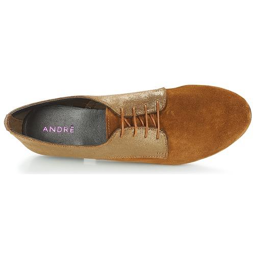 Zapatos Complice Derbie Marrón Mujer André qSUMVjLpGz