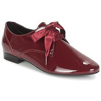 Zapatos Mujer Derbie André GOURMANDISE Burdeo