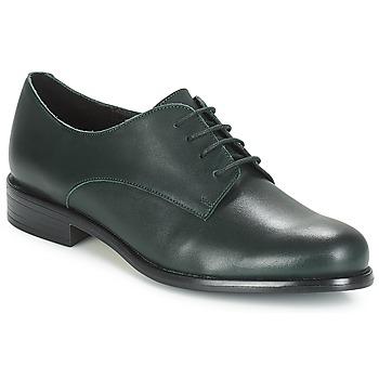 Zapatos Mujer Derbie André LOUKOUM Verde