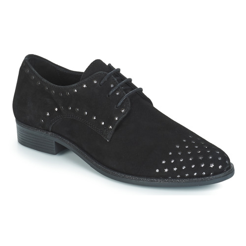 Zapatos Mujer Derbie André TWIN Negro