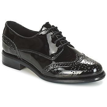 Zapatos Mujer Derbie André FRAC Negro