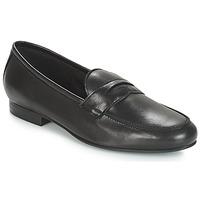 Zapatos Mujer Mocasín André TIM Negro