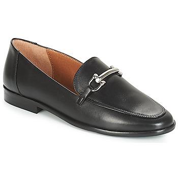 Zapatos Mujer Mocasín André FLAVIGNY Negro