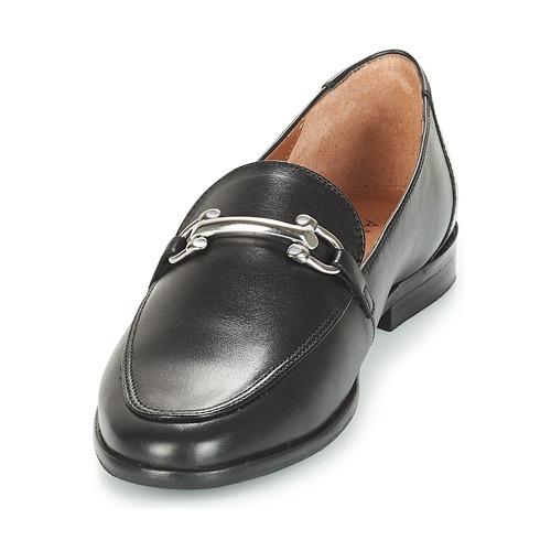 Mujer André Negro Flavigny Mocasín Zapatos vmwNn80
