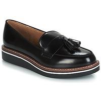 Zapatos Mujer Mocasín André TAXI Negro