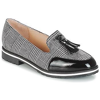 Zapatos Mujer Mocasín André EMOTION Negro
