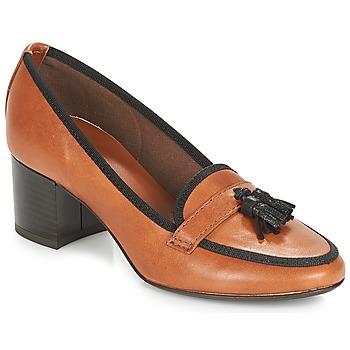 Zapatos Mujer Zapatos de tacón André TEMPLA Marrón