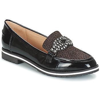 Zapatos Mujer Mocasín André AMETHYSTE Negro