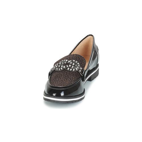 André Negro Mocasín Zapatos Mujer Amethyste MSUzVpGq