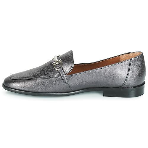 Mujer Plata Mocasín Flavigny Zapatos André wvn0mN8