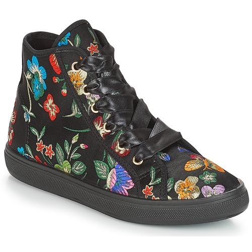Zapatos Mujer Zapatillas altas André TONY Multicolor