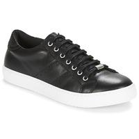 Zapatos Mujer Zapatillas bajas André BERKELEY Negro