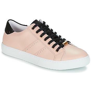 Zapatos Mujer Zapatillas bajas André BERKELEY Beige